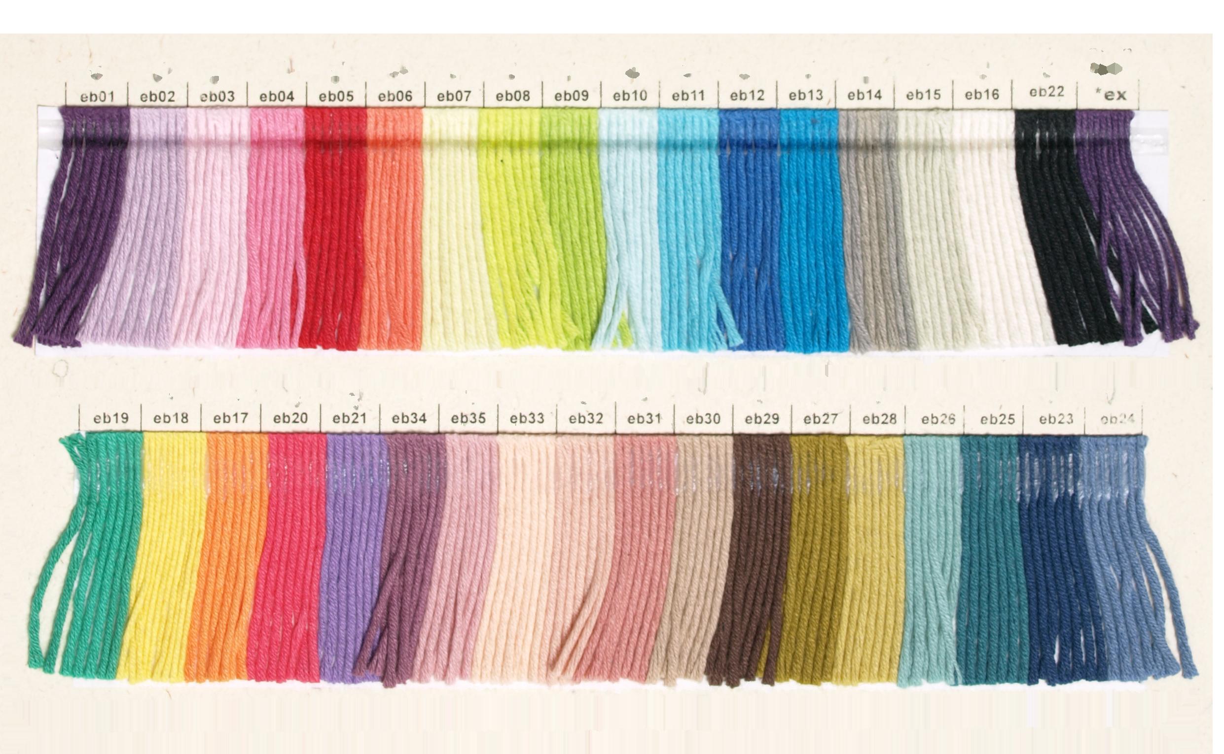 Alba-Farvekort